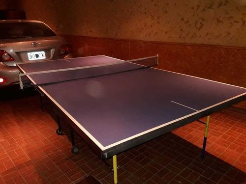 mesa ping pong.