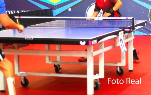 mesa ping pong butterfly centrefold 25 ittf semi nva