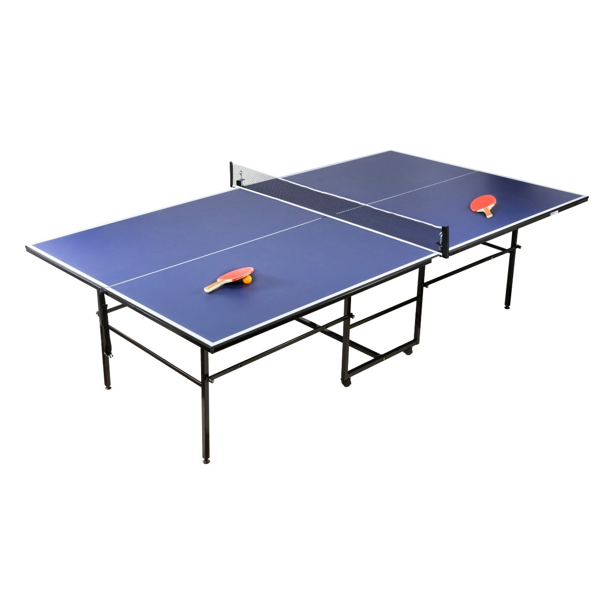 8474cefc0 Mesa Ping Pong Profesional Plegable Tenis De Mesa (video)! -   7.299 ...