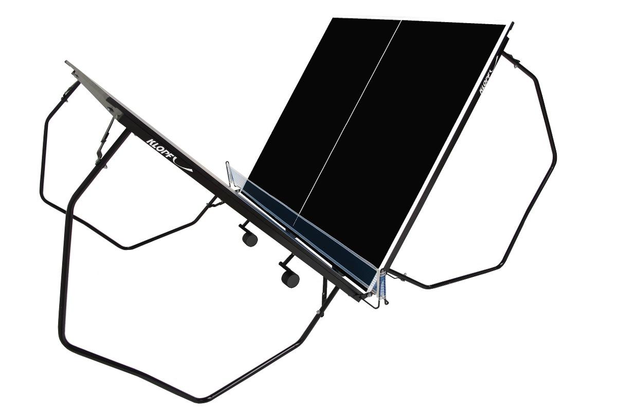 35b4f0e8d mesa ping pong tenis mesa 15mm mdp oficial black klopf 1087. Carregando  zoom.