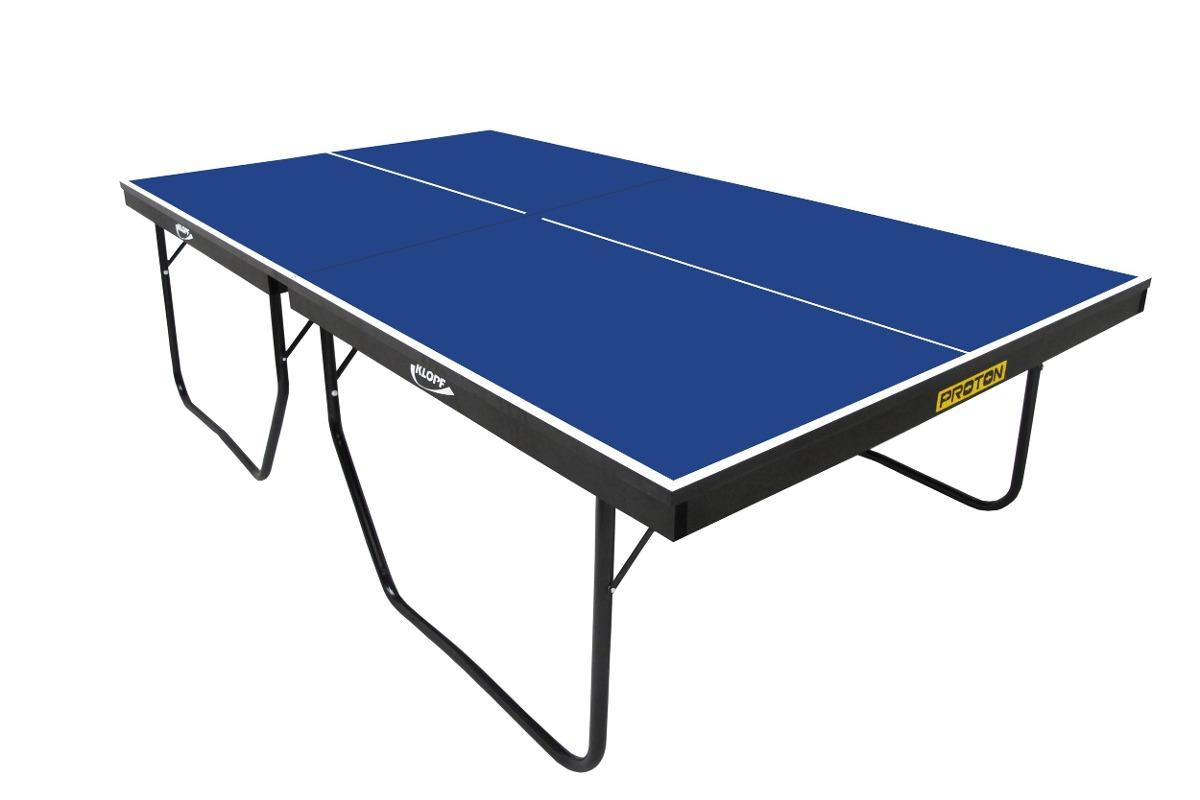 Mesa ping pong tenis mesa oficial 25mm mdf proton klopf - Mesa ping pong ...