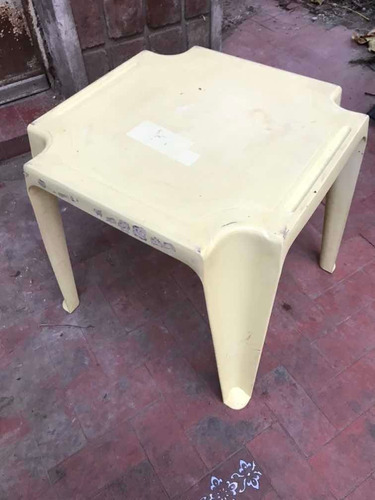 mesa plástica niño jardín bahia blanca