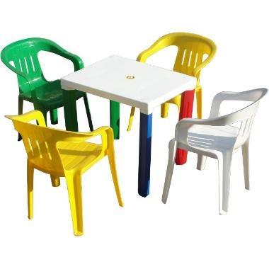 mesa plastica para niños/plasticosmorija