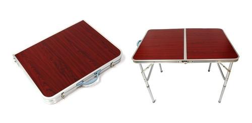 mesa plegable 180 x 70 x 60 de alto