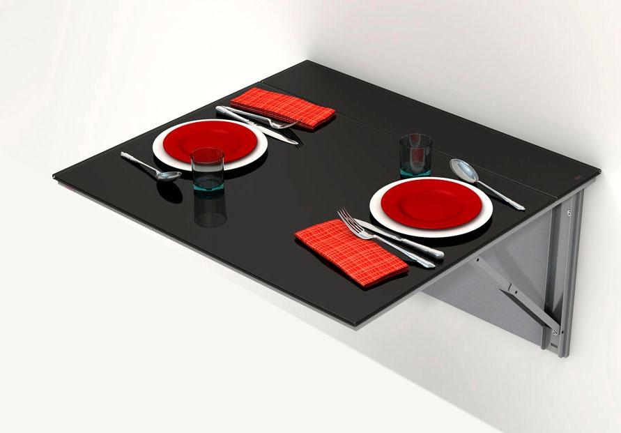 Mesa Abatible Pared Cocina. Gallery Of Mesa Abatible Pared ...