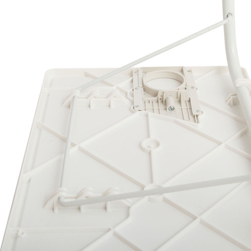 mesa plegable ajustable para ver tv o cama c/ porta vasos