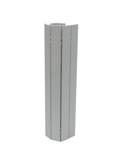 mesa plegable aluminio camping enrollable con bolso palermo°