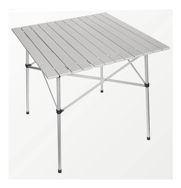 Muy Liviana Mesa Plegable Aluminio Camping Jardín 70x70x70cm b76IYgyvfm