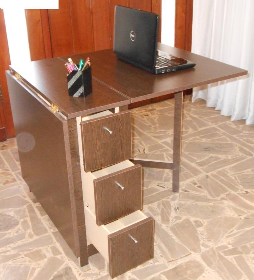 Mesas plegables de madera para comedor casa dise o for Diseno de mesas plegables