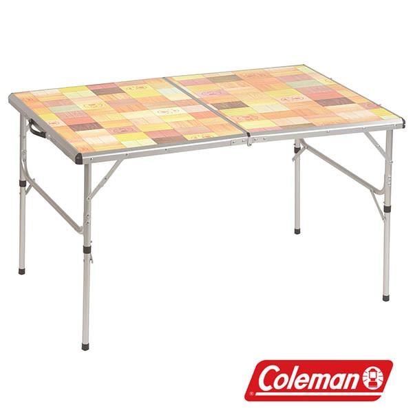 De Camping Plegable Mesa Aluminio Coleman Para Personas 4 Onwk8PX0