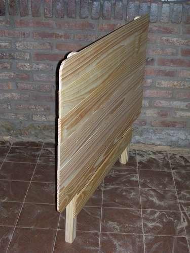 Fabricar Mesa Plegable Madera.Mesa Plegable De Madera 120 X 70 X 75 Superoferta Ya