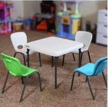 Mesa plegable infantil lifetime en mercado libre - Mesa infantil plegable ...