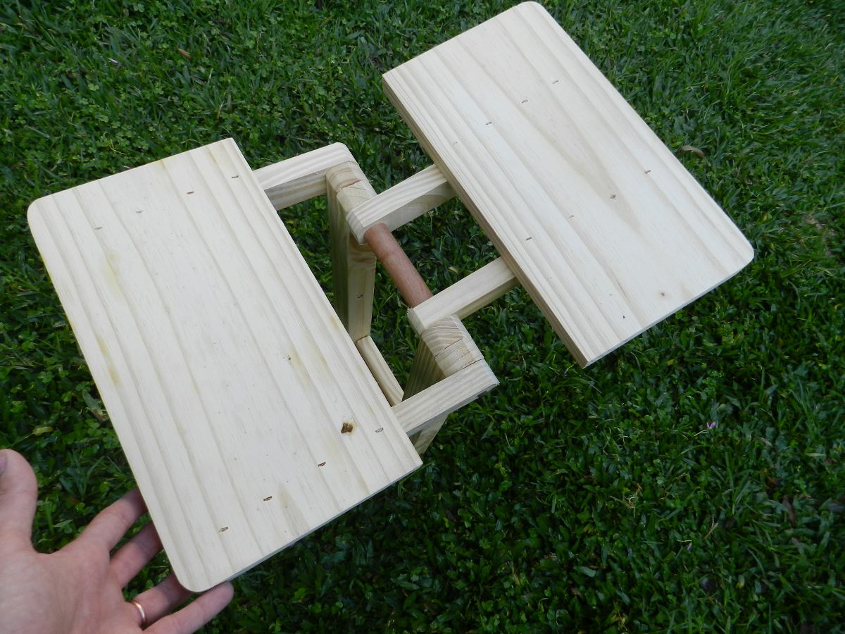Como hacer mesas de madera amazing with como hacer mesas - Construir una mesa de madera ...
