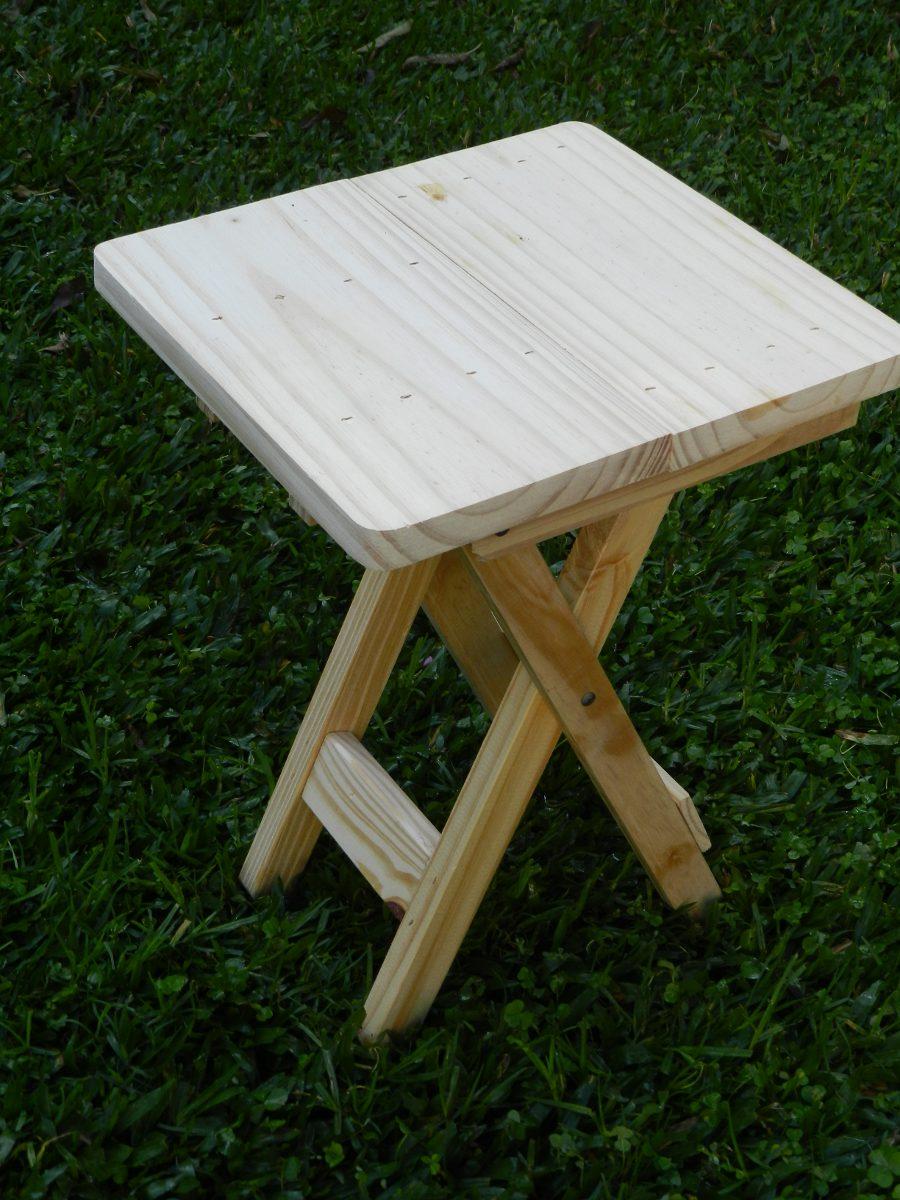 Como hacer una mesa de madera para jardin good bancos - Como decorar una mesa de jardin ...