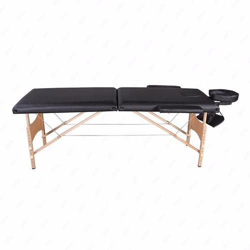 mesa plegable masajes portátil estuche gratis varios colores