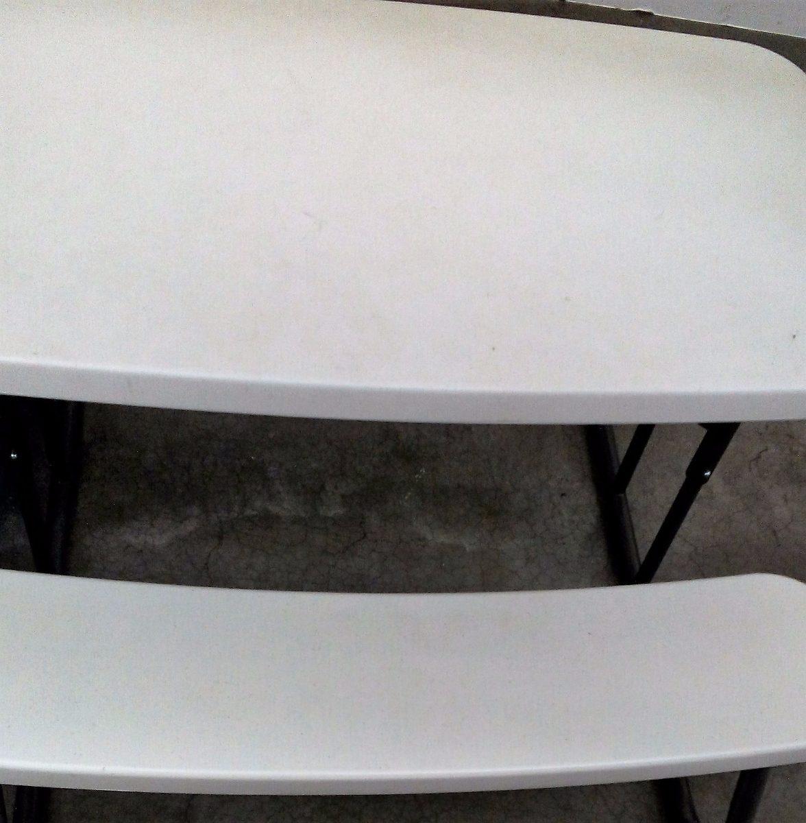 Mesa plegable para picnic 1 en mercado libre - Mesas plegables de pared ...