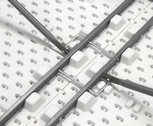 mesa plegable plastico reforzada tip portafolio 1.80m jardin