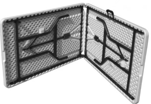 mesa- plegable portafolio 120cms a-60 alto-73. envio gratis