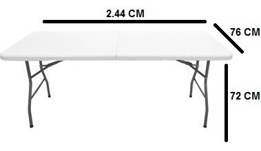 44 Plegable Y 2 Portafolio Mesa Resistencia Calidad Okn8wPZN0X