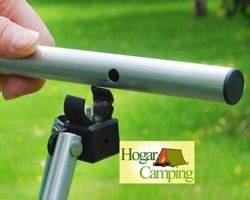 mesa plegable portátil ideal camping playa, etc. -