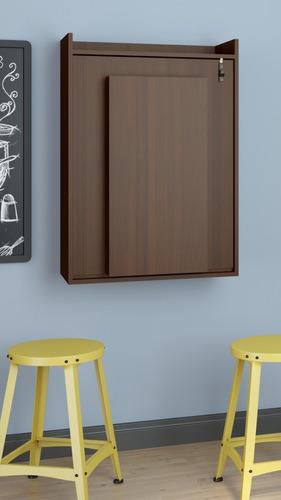 mesa plegable repisa desayunador escritorio de pared