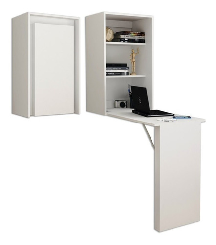 mesa plegable repisa desayunador escritorio  servicio - 3106