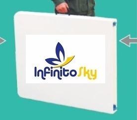 mesa plegable tipo maleta+envio gratuito