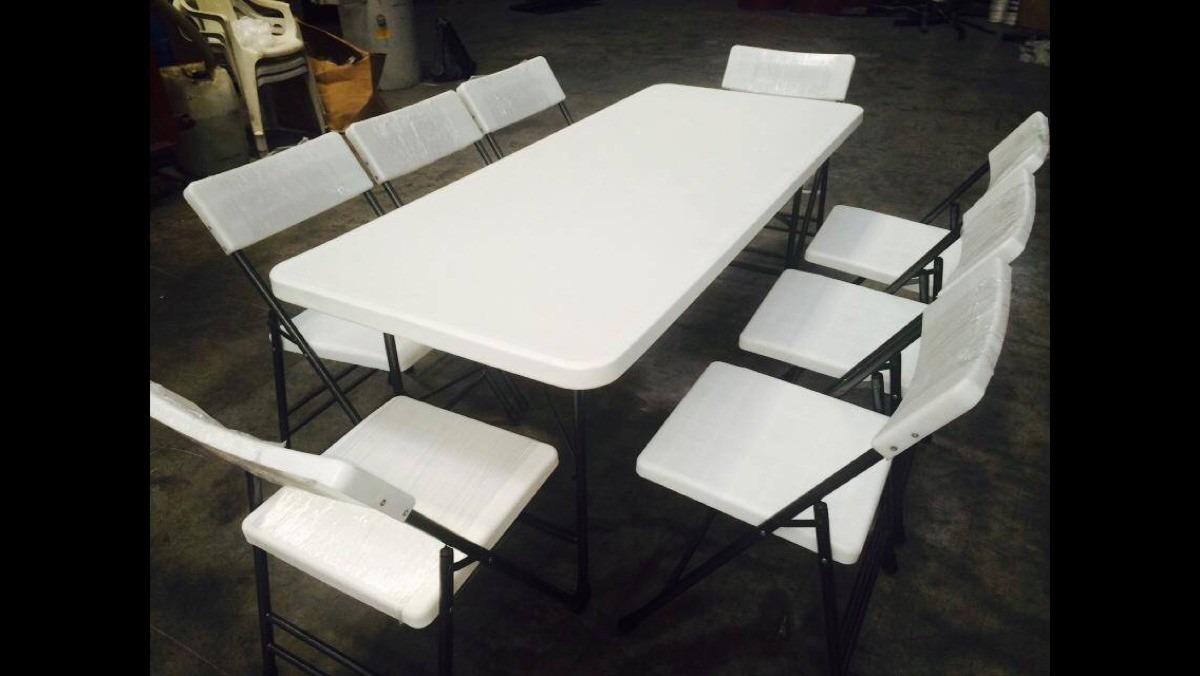 Mesa plegable tipo maletin 1 en mercado libre for Mesa plegable mercado libre