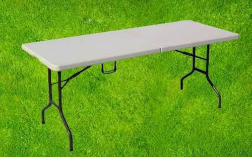 mesa plegable tipo maletín