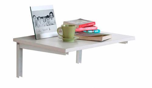 mesa plegable/abatible para estudio - envio gratis