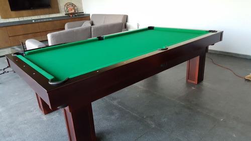 mesa pool con cubierta para comedor