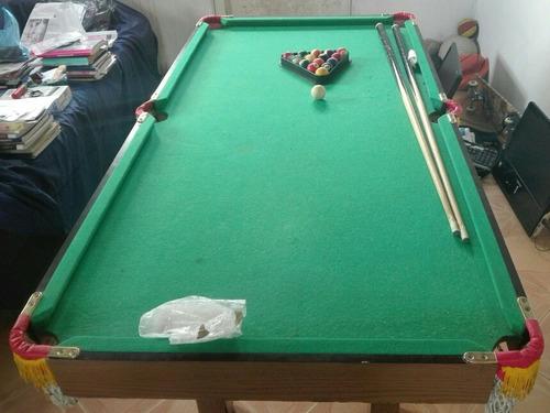 mesa pool jeidy toys usada buen estado