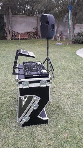 mesa portable para dj