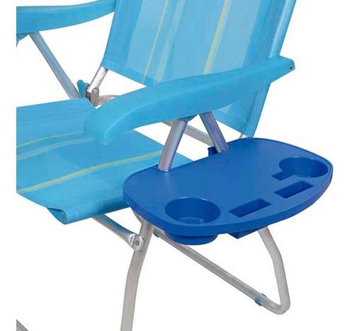 mesa portátil 002470 mor em polipropileno cadeiras de praia
