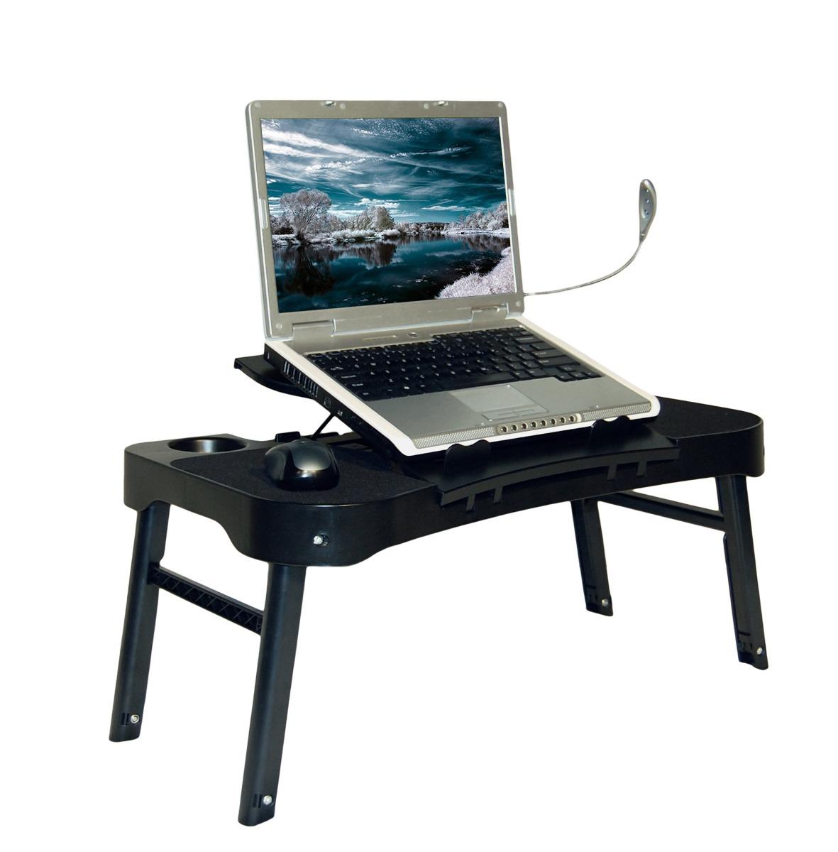 Mesa port til para notebook cooler gr tis lumin ria de - Mesa para portatil ikea ...