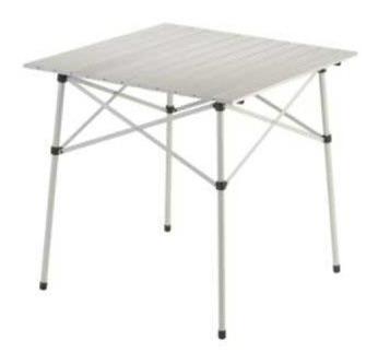 mesa portátil plegable coleman  envío gratis
