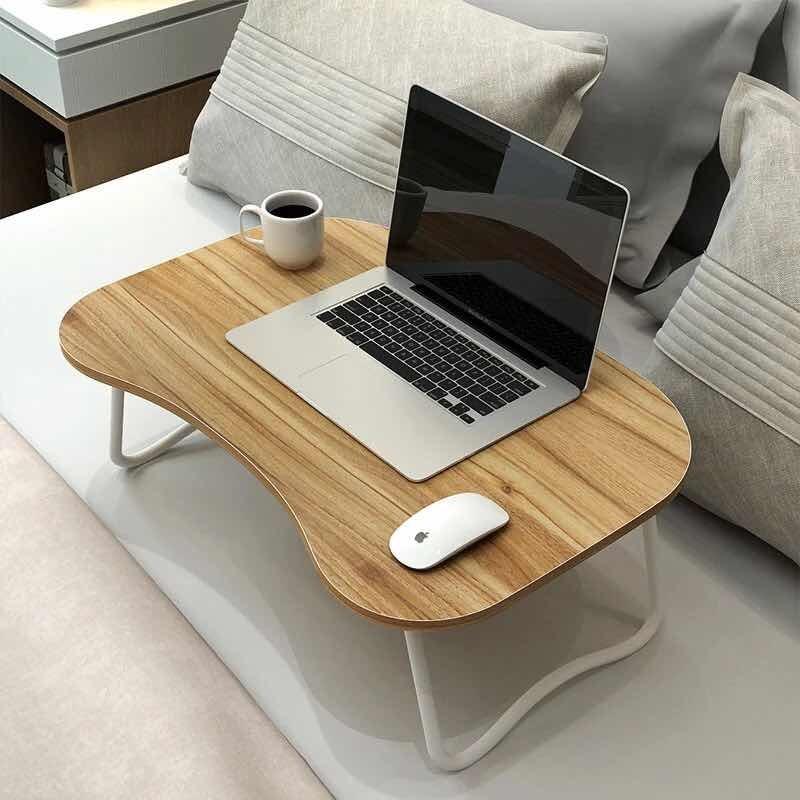 Mesa port til plegable multiusos para laptop cama o sill n for Mesa plegable multiusos