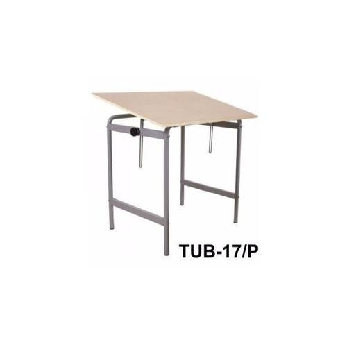 mesa prancheta desenho trident tampo mdf/crua 60x80 tub-17/p
