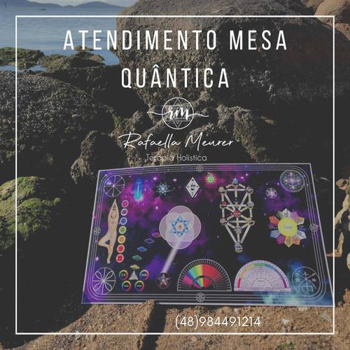 mesa quântica estelar