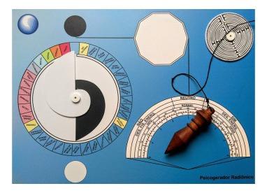 mesa radiônica quântica ou akáshica - tratamento. completo.