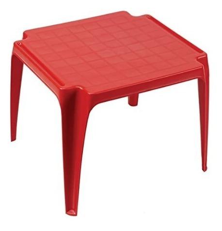 mesa ratona auxiliar de pvc o para niños -