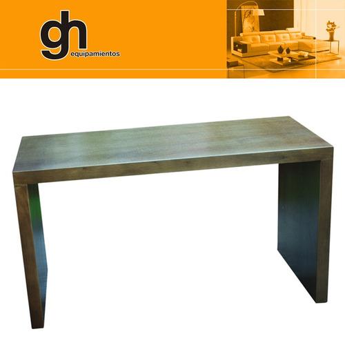 mesa ratona con 2 puffis , oferta moderna minimalista gh