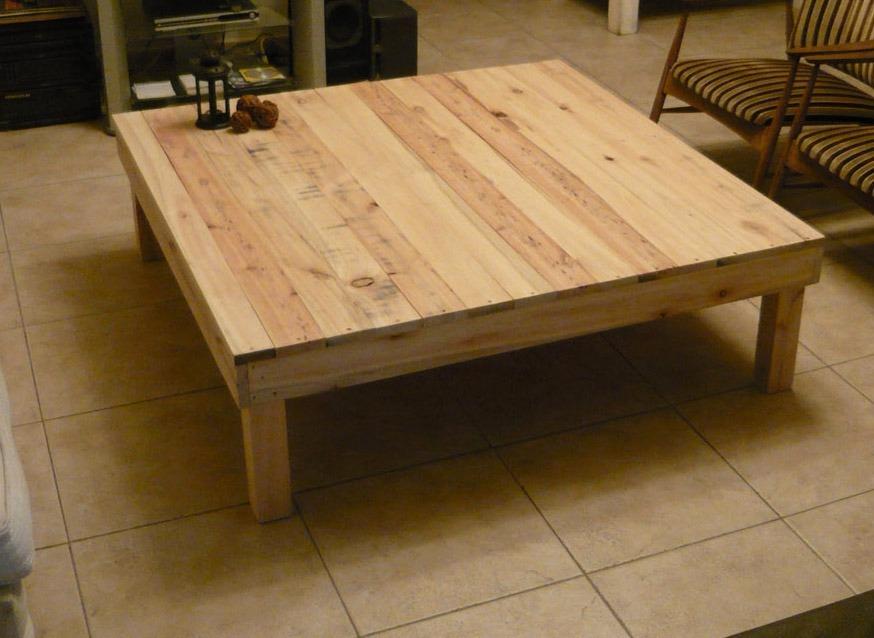 Mesas bajas de salon rusticas simple mesa de rincn rustica with mesas bajas de salon rusticas - Como hacer una mesa baja de salon ...