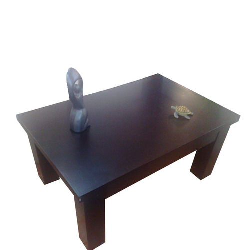 mesa ratona de living en madera maciza