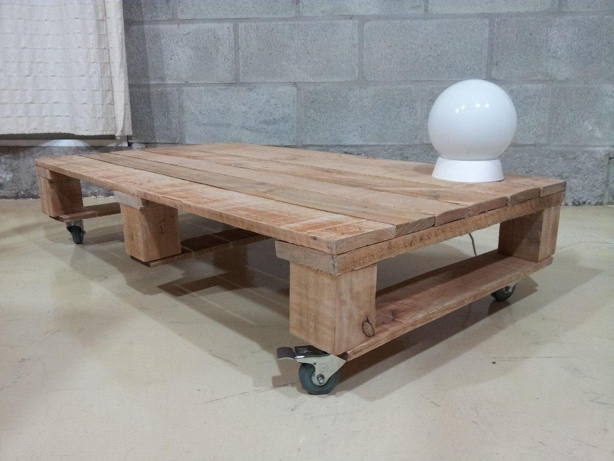 Mesas de palets best mesas de pallets mesas muebles with - Mesas de palet ...