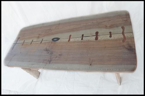 mesa ratona  de radal patagonico
