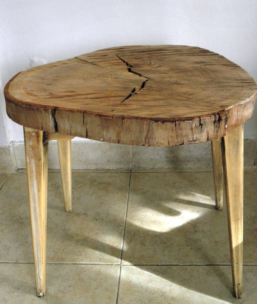 mesas de troncos dbacdbcbfbf mesas de troncos otra idea