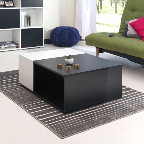 mesa ratona - diseño minimalista - mesita - green muebles