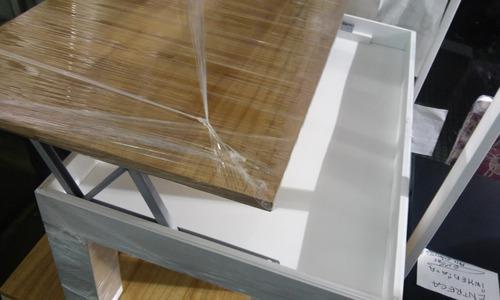 mesa ratona elevable