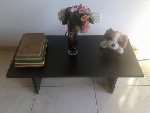mesa ratona en 18mm.!! living! super oferta!!!